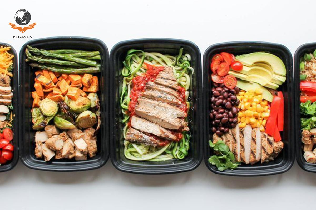Một chế độ ăn uống tốt và lành mạnh có thể cải thiện tất cả các khía cạnh của cuộc sống
