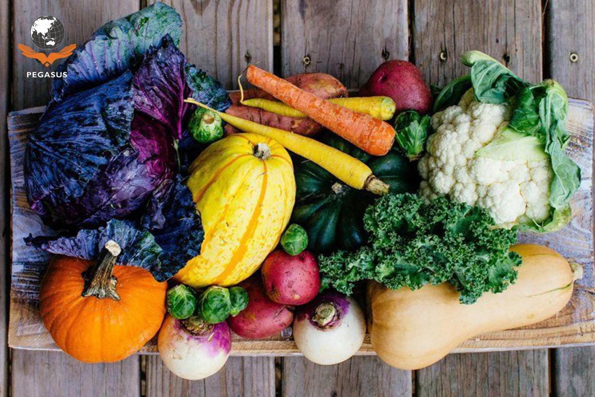 """""""Thực phẩm có nguồn gốc địa phương"""" đang là một xu hướng ẩm thực lớn trong năm nay"""
