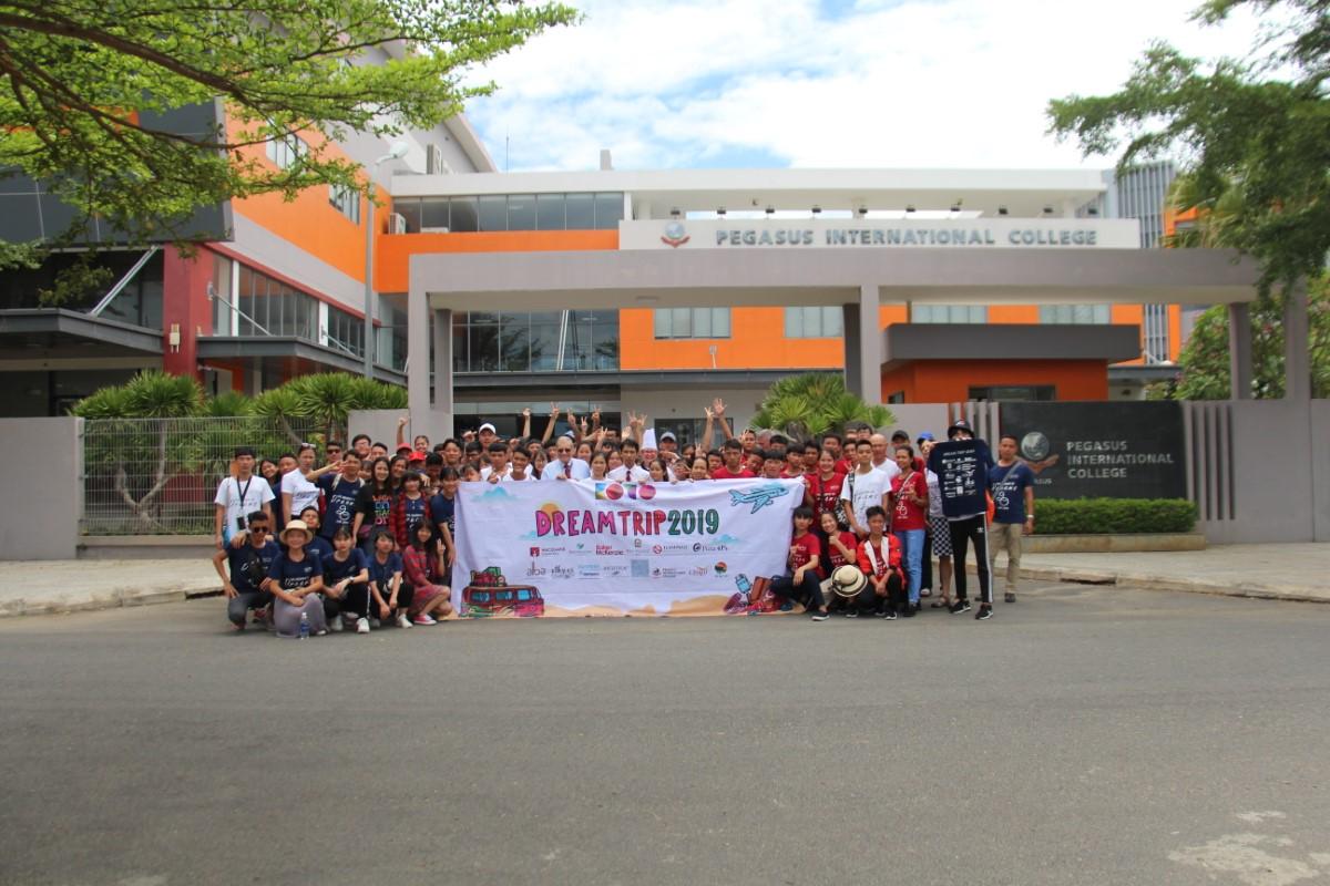 Trường Pegasus hân hạnh chào đón đoàn KOTO đến tham quan và trải nghiệm lớp học tại Pegasus.