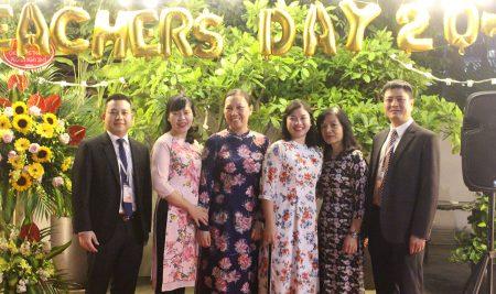 Pegasus Hà Nội – Lễ Tốt nghiệp và Tri ân Ngày Nhà giáo Việt Nam 20.11