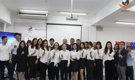 Khai giảng Chương trình Quản trị khách sạn theo khung bằng cấp Úc tại Hà Nội.