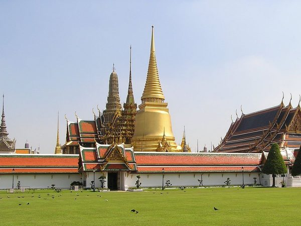 3. Cung điện hoàng gia thái lan
